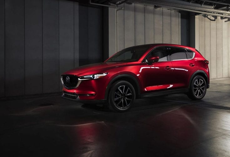 2018 Mazda Cx 5 Adds Cylinder Deactivation Standard Safety Features