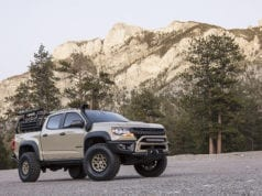 Chevrolet Colorado ZR2 AEV Concept Wows at 2017 SEMA