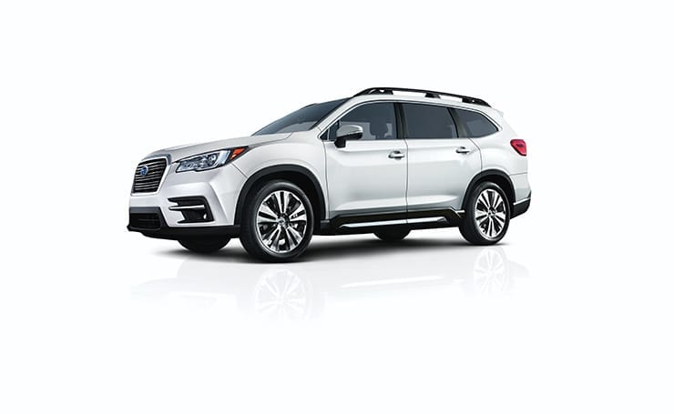 2019 Subaru Ascent 3-Row SUV Unveiled - Largest Vehicle Ever Built