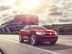VW I.D. CROZZ All-Electric SUV Creates a Buzz at the 2017 LA Auto Show