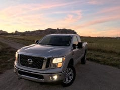 Review: Is the 2017 Nissan Titan XD King Cab a Good Pheasant Hunting Pickup?