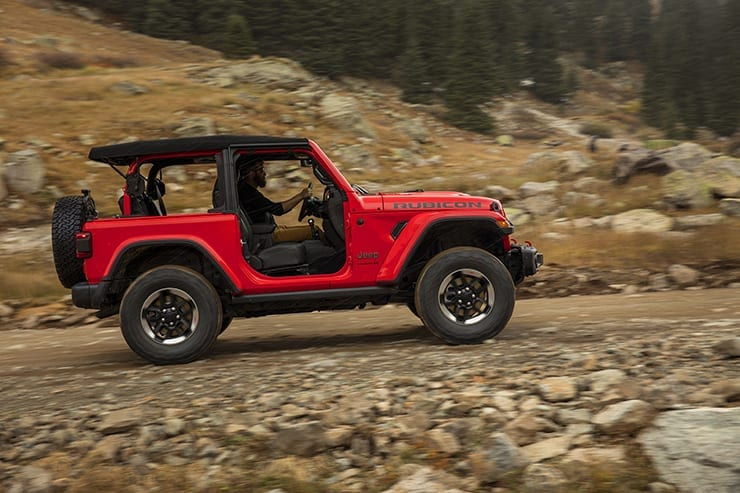 2018 Jeep Wrangler Unveiled - Official Release!
