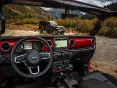 2019 Jeep Wrangler Interior Photos Revealed