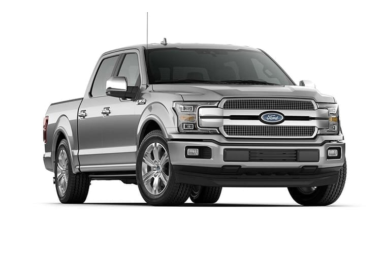 Recall: 2018 Ford F-150 Unintended Vehicle Movement