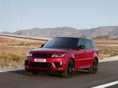 Recall: 2018 Land Rover Range Rover and Sport Instrument Cluster Will Go Blank