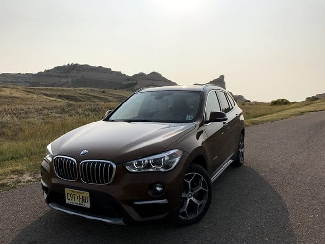 2017 BMW X1 xDrive28i - 5 Things You Need to Know