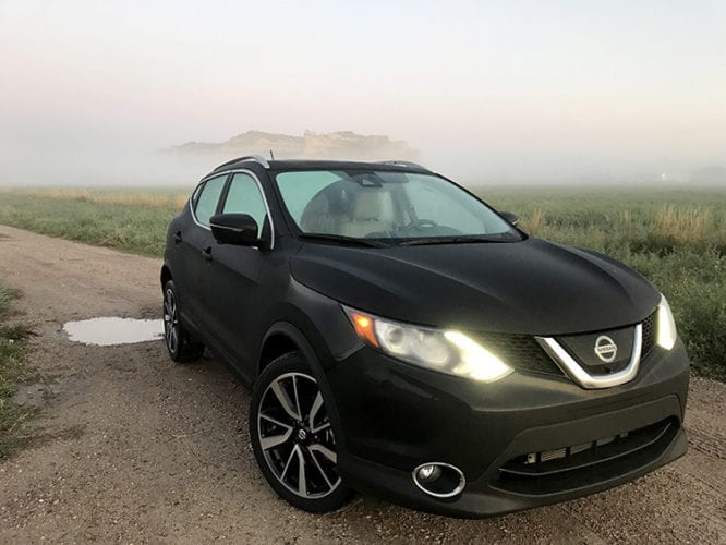 2017 Nissan Rogue Sport - 5 Things You Need to Know
