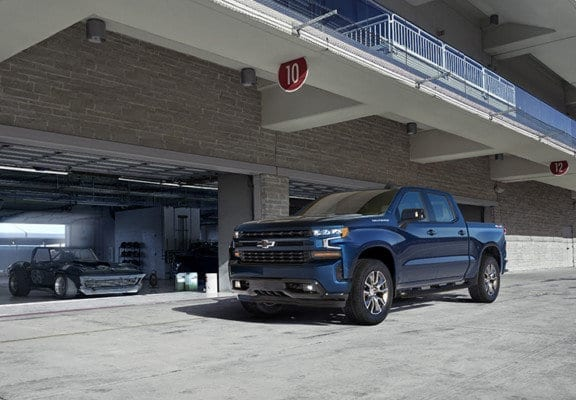 2019 Chevrolet Silverado Makes Debut with new Diesel- All the Details