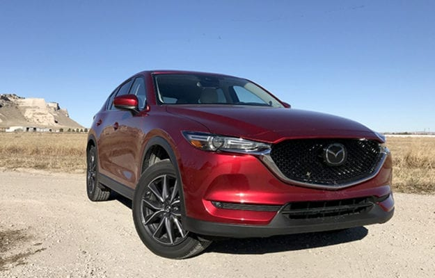 Review 2017 Mazda Cx 5 Good Enough For Her Pickup Truck Suv Talk