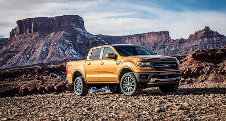 2019 Ford Ranger Returns - One Engine, New Off-Road Tech, Two Cabs