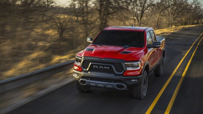 2019 Ram 1500 Revealed - New Design, New Hybrid Engine