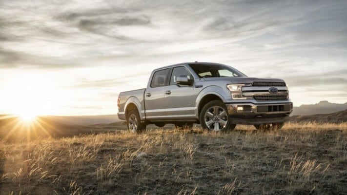 2017 Pickup Truck and SUV Purchase Price