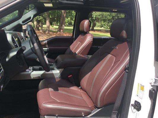 review 2017 ford f 250 6 7l platinum with video. Black Bedroom Furniture Sets. Home Design Ideas