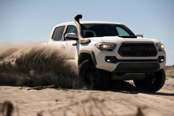 2019 Toyota Tacoma, Tundra, 4Runner TRD Pro Changes Announced