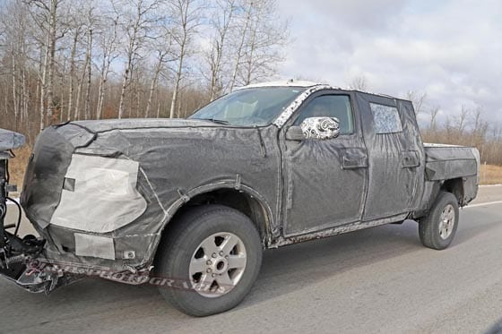 Spied 2020 Ram 2500 3500 Hd Trucks With Snow Plows Pickup Truck Suv Talk