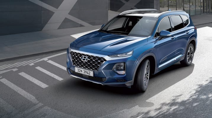 2019 Hyundai Santa Fe Revealed - New Style, Tech and Diesel Engine