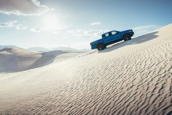 Ford Ranger Raptor is an Off-Roader's Wet Dream - Official Details
