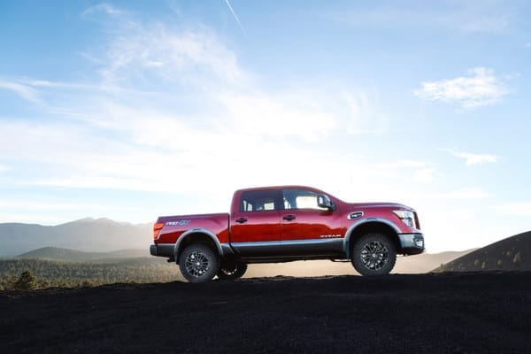 First Factory Approved Nissan Titan, Titan XD Lift Kits Coming