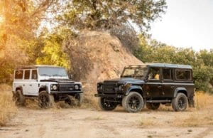 LS3 Powered Custom $100k+ Land Rover Defender from Fusion Motor Company