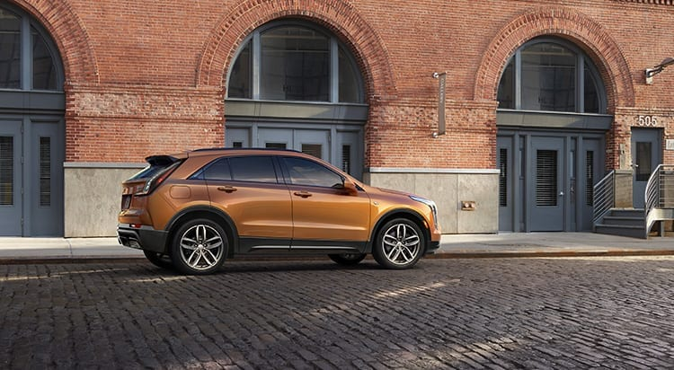 2019 Cadillac XT4 Compact Crossover Launches at 2018 NYIAS
