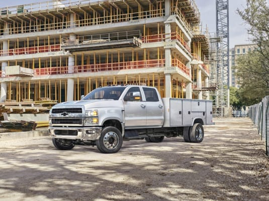 2019 Chevrolet Silverado 4500, 5500 + 6500 Revealed - Back in the Game