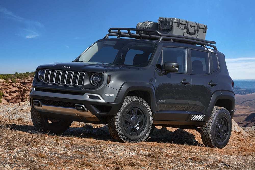 2018 Easter Jeep Safari Official Jeep/Mopar Concept Vehicles