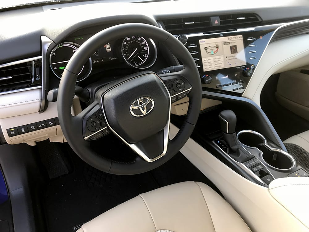 Truck Guy Review: 2018 Toyota Camry XLE Hybrid – What's Not to Like?