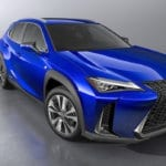 2019 Lexus UX 200, 250h Unveiled - Sexy, New Crossover