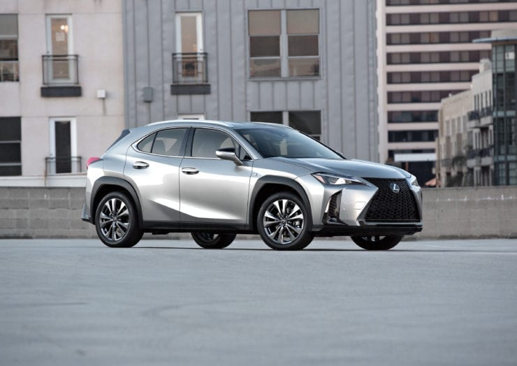 2019 Lexus UX is Brand's Entry into Compact Crossover Segment