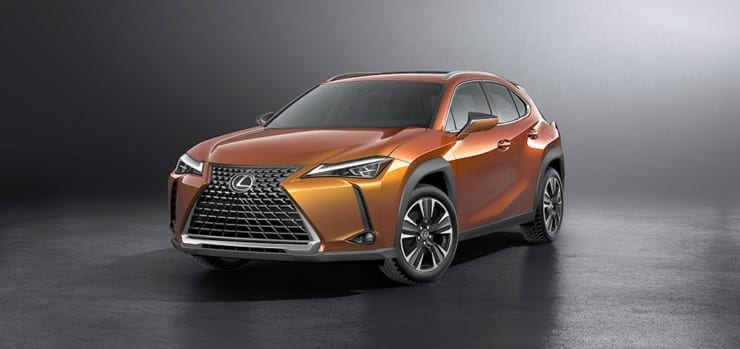 2019 lexus ux 200 250h unveiled sexy new crossover. Black Bedroom Furniture Sets. Home Design Ideas