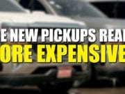 Are New Full-Size Pickups Really More Expensive? High-End Pickups Push $65k