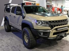 Rumor: Chevrolet Colorado ZR2 Bison Heading to Production - YeeeeeHAAAaaaa