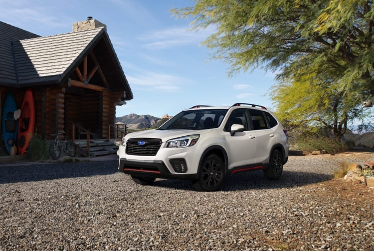 2019 Subaru Forester - Longer, More Space, New Technology