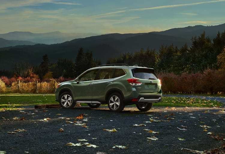 2019 Subaru Forester Debuts At 2018 New York Auto Show