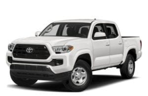 Recall: 2017 Toyota Tacoma Sudden Loss of Brake Assist
