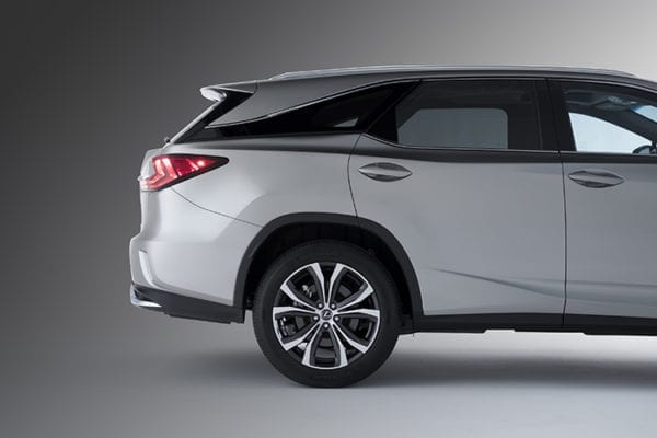 2018 Lexus RX 350L offers added convenience in a familiar package