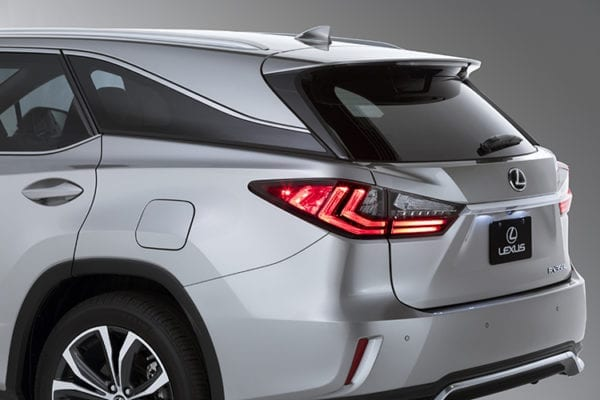 2018 Lexus RX L offers added convenience in a familiar package