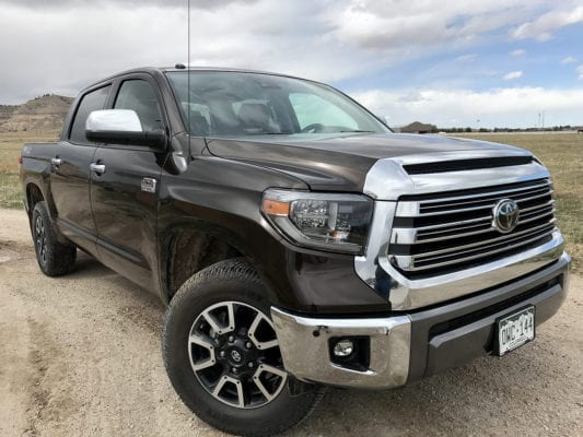 Review 2018 Toyota Tundra 1794 New Standard Safety Tech Same Reliability