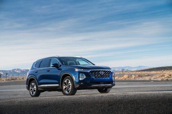 2019 Hyundai Santa Fe Features Bold Changes
