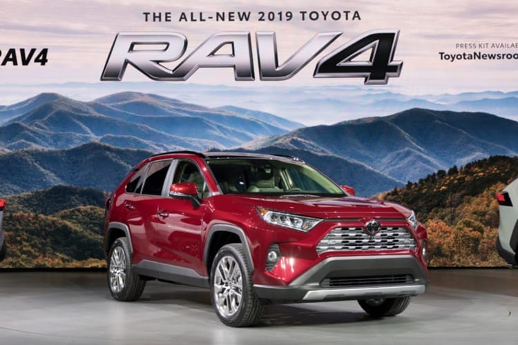 2019 Toyota RAV4 Gets Rugged For Fifth Generation