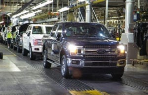 Ford F-150 and Super Duty Production Restarts After Fire