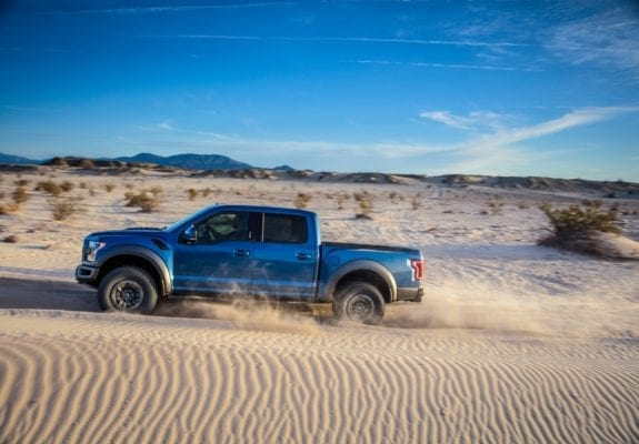 2019 Ford F-150 Raptor Upgraded With New Shocks, Trail Tech and Recaro Seats