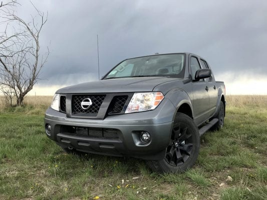 Review: 2018 Nissan Frontier Midnight Edition - Great Sportsman Pickup?