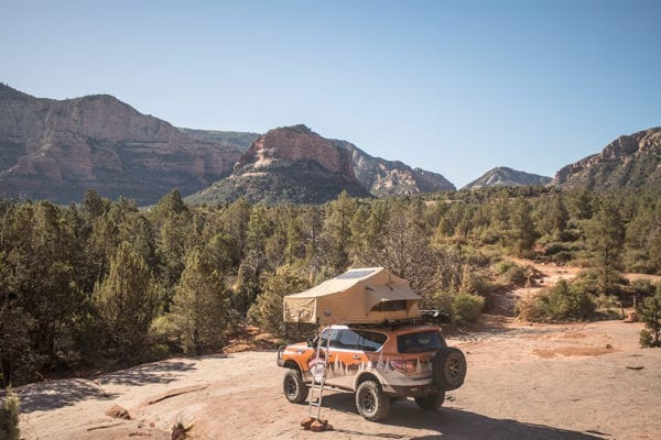 Nissan Unveils New Mountain Patrol Armada At Overland Expo