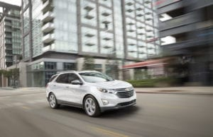 2018 Chevrolet Equinox's New Turbocharged 2.0-Liter Engine is the Perfect Power Compromise