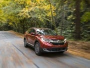 Review: 2018 Honda CR-V Roomy, Comfortable Drive, Safety Features