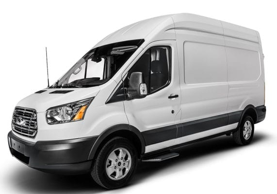 ford is recalling certain 2015-2017 ford transit vans for an issue with  water entering the trailer tow module leading to corrosion