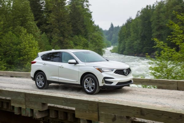 2019 Acura RDX's Performance-Focused Redesign is Spot-On