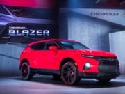 5 Things We Know the New 2019 Chevrolet Blazer Isn't