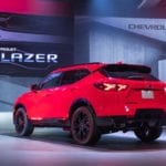 2019 Chevy Blazer Unveiled - Feature-Filled Crossover